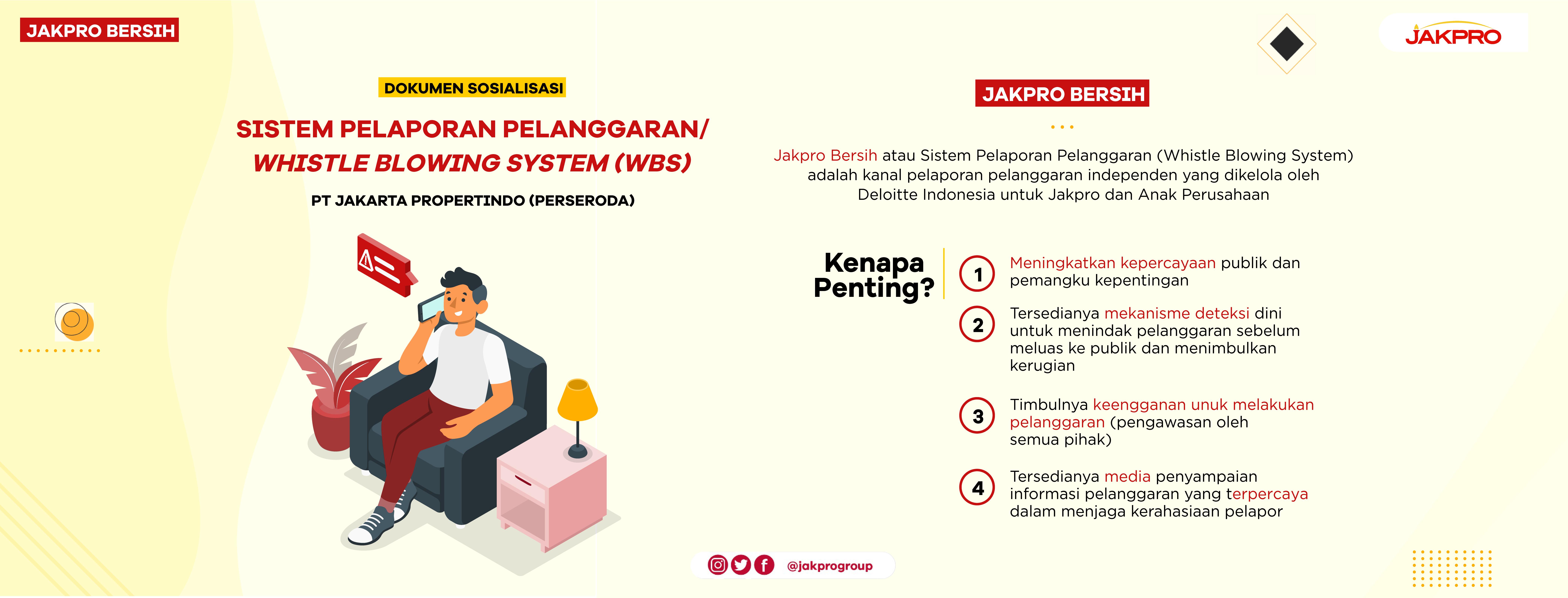 Jakpro Bersih
