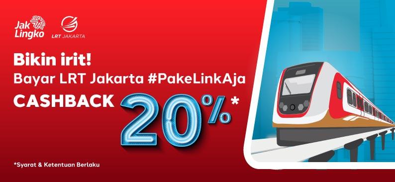 Bayar Link Aja Promo 20%