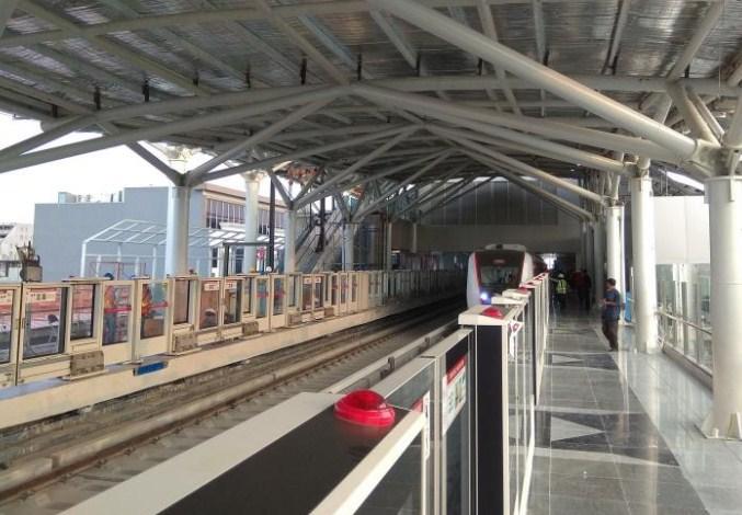 Masukan Publik untuk Operasional LRT Jakarta