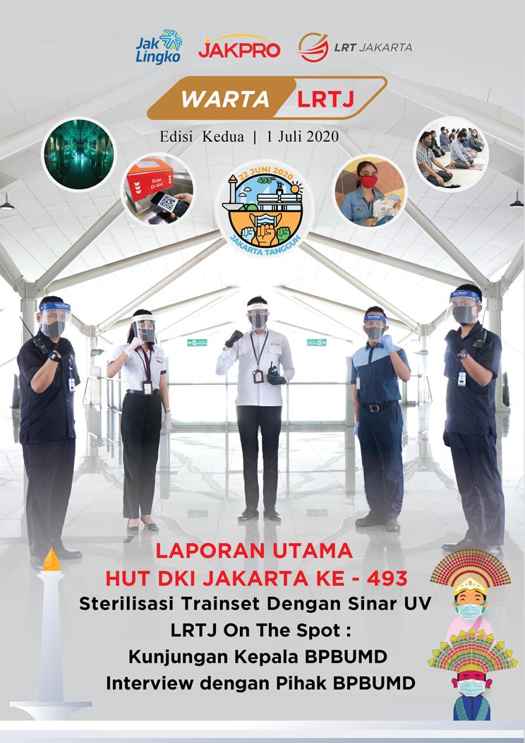Warta LRT Jakarta Edisi 2