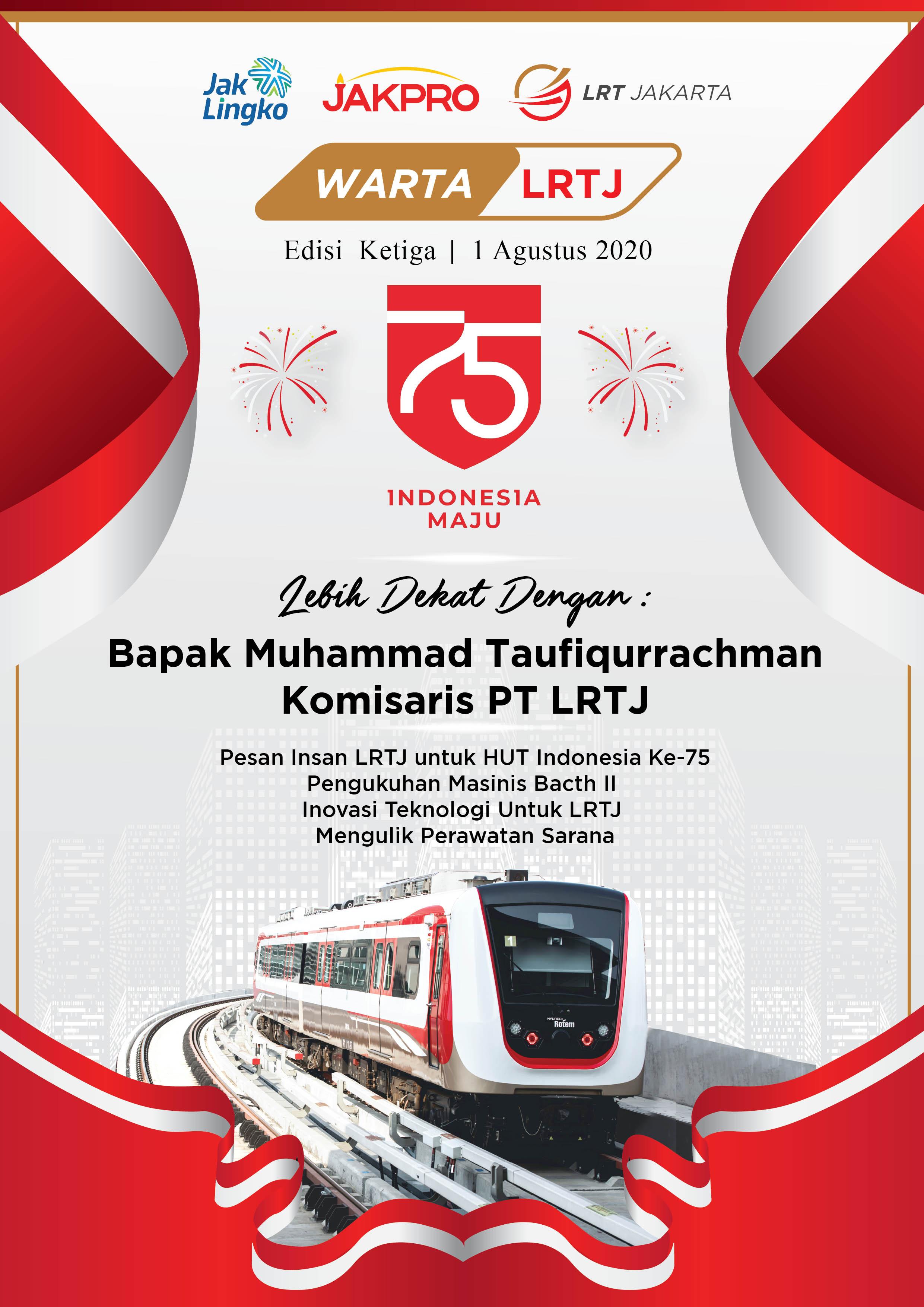 Warta LRT Jakarta Edisi 3