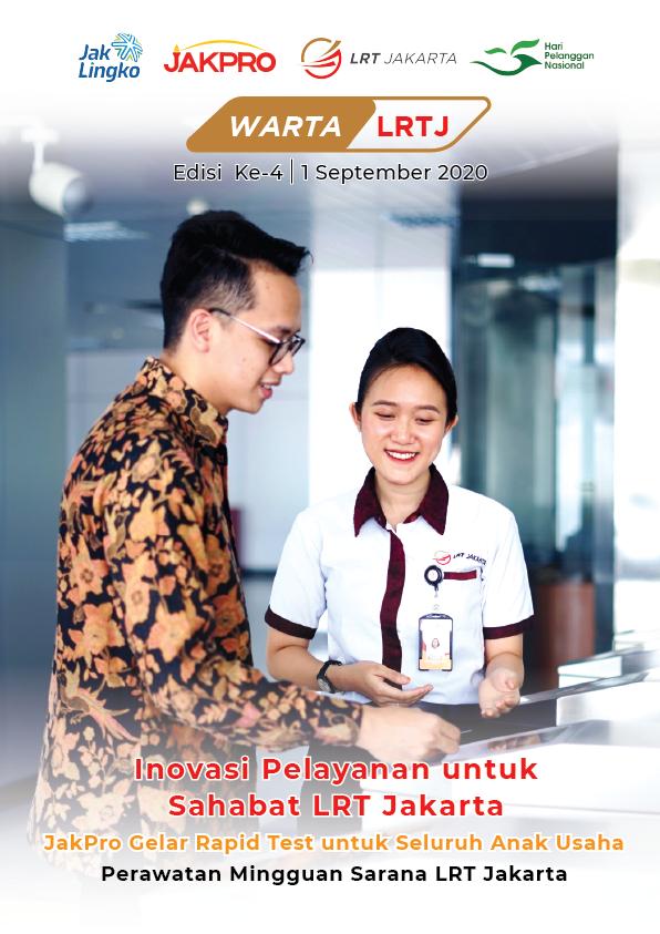 Warta LRT Jakarta Edisi 4